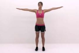 三角肌徒手练习行动是什么