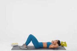 健身房腹肌练习动作有哪些